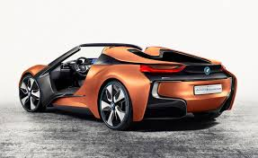 bmw concept car bmw u0027s new concept car has 3 modes manual drive assist mode and