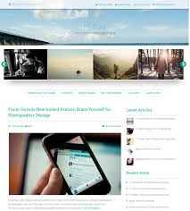 bootstrap themes free parallax this free parallax wordpress theme comes with bootstrap integration