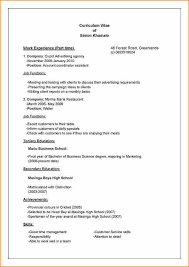 How To Make A Resume For Applying A Job by Wwwvillamiamius Mesmerizing Resume Job Application Basic Job