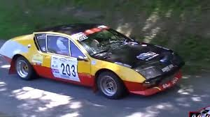 renault alpine a310 rally alpine a310 1800 rallye des bornes vhc 2017 2ème au scratch youtube