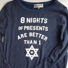 hanukkah sale wildfox tops sale 8 nights of presents hanukkah poshmark