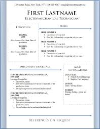 Resume Free Templates Resume Free Templates Free Sle Resume Templates Downloadable