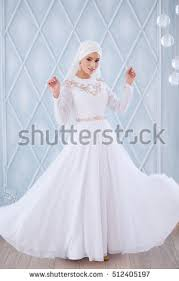 wedding dress for muslim muslim dress stock images royalty free images vectors