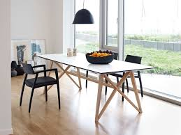 modern kitchen table small contemporary dining table entrancing decor modern dining