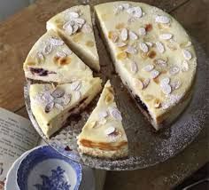 how to stack cheesecakes bbc good food