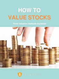 Property Valuation Spreadsheet How To Value Stocks By Value Spreadsheet Discounted Cash Flow