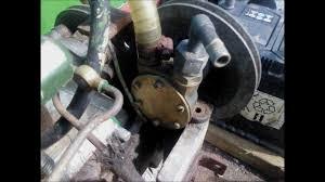 diesel repair lister petter ac2w part 1 repair youtube