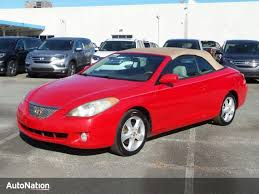 Used Volkswagen In Albany Ga by Used Toyota Camry Solara For Sale Albany Ga Cargurus