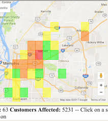 Grove City Outlet Map Entergy Outage Map Louisiana Power Outage Map Shows Isaac U0027s