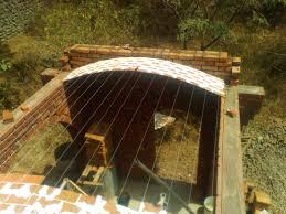alternative building construction in tanzania catalan vaulted