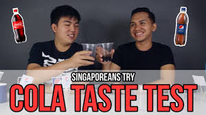 Pepsi Blind Taste Test Find Out Which Tastes Better In A Blind Test Coca Cola Or Pepsi