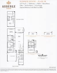 new home floor plans free summer house new homes in del sur auberge at del sur 55 new