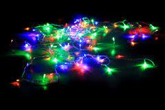 christmas lights color background stock photo image 73002364