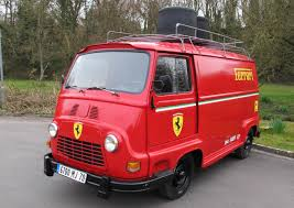 ferrari truck is this the coolest ferrari van ever my car heaven