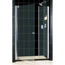 glass pivot shower door bathroom captivating unidoor 72