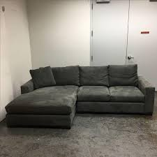 Room And Board Sectional Sofa Room Board Metro Sectional Sofa Chairish