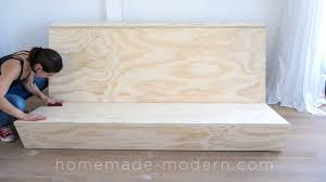 homemade modern homemade modern ep108 zig zag sofa