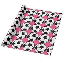 soccer wrapping paper 25 best soccer girl birthday collection images on