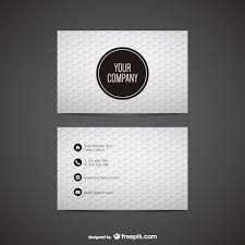 20 free business card design templates from freepik dev