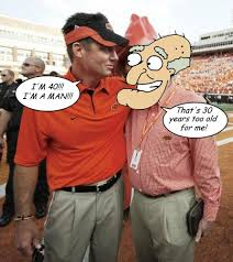 Oklahoma State Memes - oklahoma state gundy and mr herbert dubsism