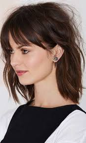 best 25 short haircuts with bangs ideas on pinterest medium bob