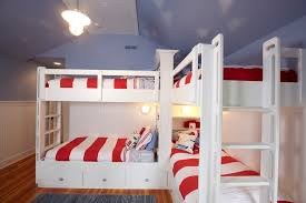 Build Twin Bunk Beds by Impressive Twin Over Full Bunk Bed With Stairs In Kids