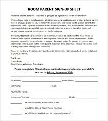 sign up sheets for events sign up sheet template 18 download free