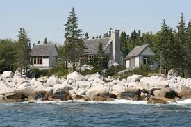 Ocean Front House Plans Nova Scotia Oceanfront Home Hunts Point Seaside Home For Sale In