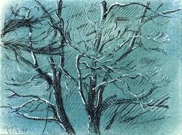 sketch of tree at bogay 1