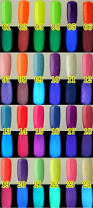 24 colors magic fluoresce luminous uv gel nail art polish soak off