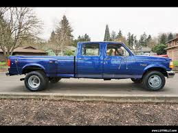 Ford Diesel Truck Tires - 1997 ford f 350 xlt 7 3l turbo diesel dually for sale in milwaukie