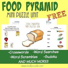 printable printable food pyramid worksheet holidays and