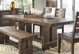 leystone dining room set w bench formal dining sets dining