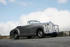 bentley classic 1949 bentley mark vi cabriolet pinin farina classic driver market