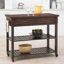 rustic kitchen islands and carts ideas