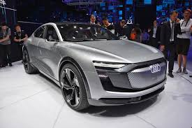 concept audi e tron sportback concept previews audi electric car coming in 2019