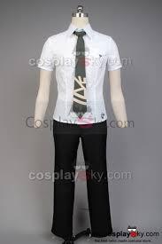 Hinata Halloween Costume Danganronpa Hajime Hinata Uniform Cosplay Costume Danganronpa