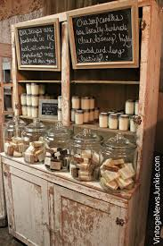 dreamy vintage junk shop ideas for decorating your own booth