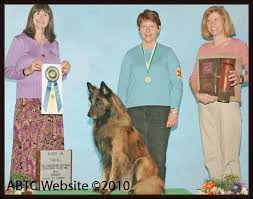 belgian sheepdog national specialty 2018 high in trial abtc