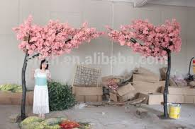 Wedding Arches Buy Wholesale Pink Wedding Arch Flower China For Sale Cherry Flower