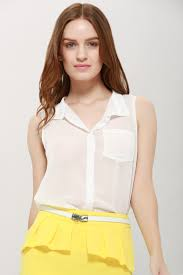 blouse tumbler sleeveless blouse with collar s lace blouses