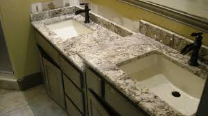 Bathroom Counter Top Ideas Elegant Bathroom Granite Countertops Ideas With The Attractive