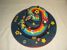 mario kart rainbow road cake the dorset cake artist