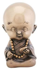 Decorative Pieces For Home Buddha Child Statues For Garden And Home Decoration