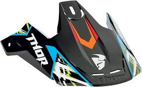 thor motocross helmets thor mx helmet visor kit for verge helmets performance motocross