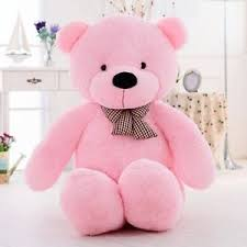 big bears for valentines day 47 pink teddy plush big stuffed