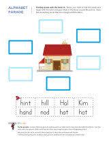 letter h worksheets sparks