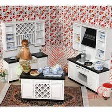 dollhouse kitchen furniture discount miniature dollhouse kitchen furniture 2017 miniature