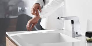 design waschtischarmaturen hansa design waschtischarmaturen mit berührungsloser bedienung