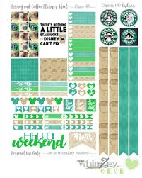 coffee planner stickers printable disney and coffee planner stickers planners and free printable